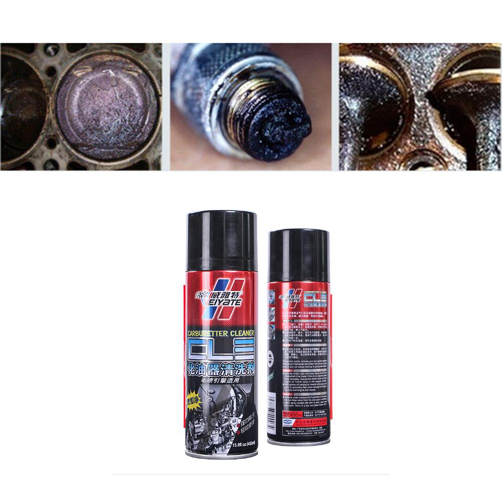 Car Carburetor Cleaning Carburetor Cleaning Agent EFI Powerful Decontamination Descaling Mechanical Parts Cleaner Engine Cleaner