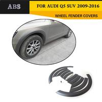 Q5 PP Wide Body Wheel Arch Fender Trim Moldings Wheel Arch Eyebrows For Audi Fits Q5