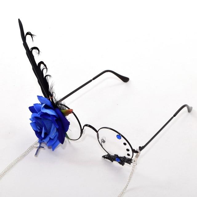 Фэнтези очки с розой 5