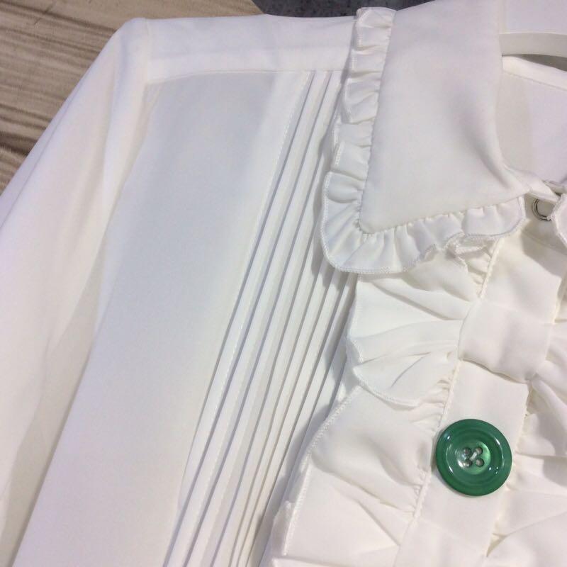 Vêtements Al01162 Piste Chemises Partie Femmes De Européenne Blouses 2019 Design Luxe amp; Style Mode TqOCf