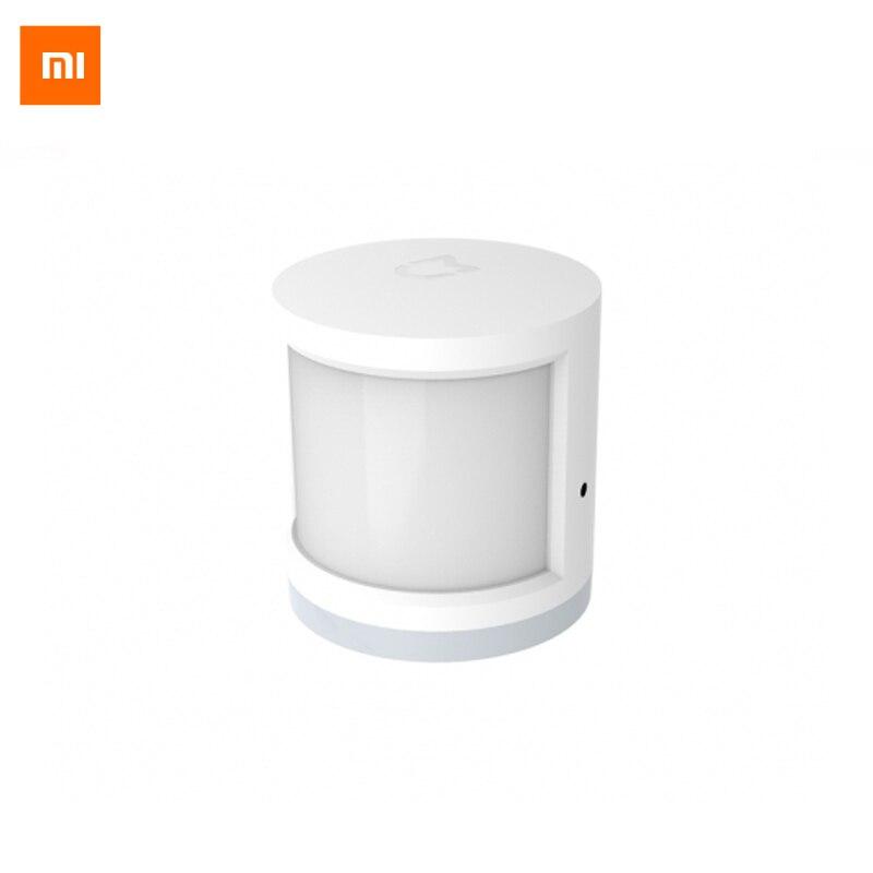Original xiaomi inteligente sensor de casa inteligente del sensor del cuerpo hum