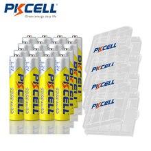 16 шт * pkcell aaa аккумулятор 12 никель металл гидридный с