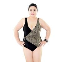 2017 vendita calda Bikini Donna sexy Costumi Da Bagno Plus Size monokini push up grande spiaggia di grandi dimensioni biniki costume da bagno femminile vestito