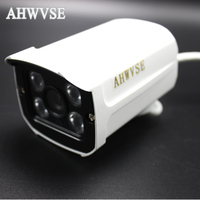 AHWVSE AHD Camera 1080P Array LED SONY IMX323 SENSOR Solution IRCUT Good Day And Night Image