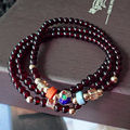 Fashion Beads Bracelets Vintage Handmade Beaded Bracelet Tibetan Women Men Jewelry 0188