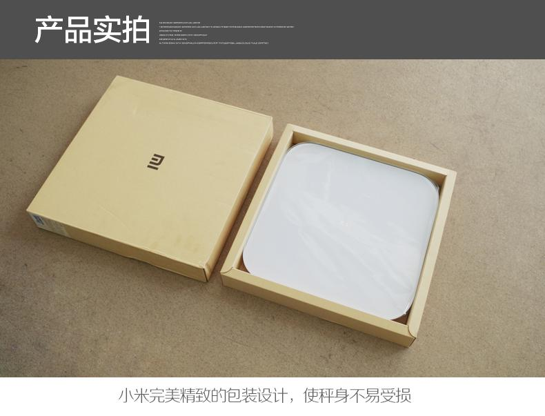 Xiaomi Scale Smart-Weighing-Scale-Support Weight Original Ios Android Bluetooth-4.0 Digital