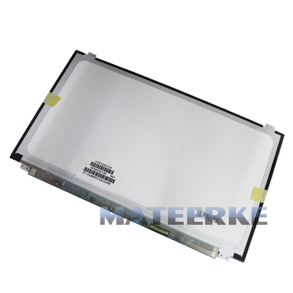 N156BGE-L41 Rev.C1 New Laptop 15.6 WXGA Glossy Slim LED LCD Screen REV C.1 C1,Free Shipping