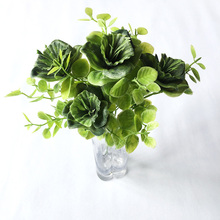 30 Cm Sztuczne Kwiaty Artificial Flowers Morning Glory Decoracao Plastic Flower Wedding Home Valentines Day  Decoration