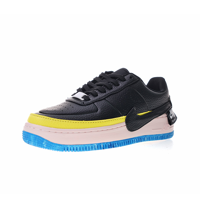 hot sale online 20b27 9b777 US $168.59 29% OFF|Original Authentic Nike Air Force Wmns AF1 JESTER XX  Women's Breathable Skateboarding Shoes Sneakers Good Quality AT2497 002-in  ...