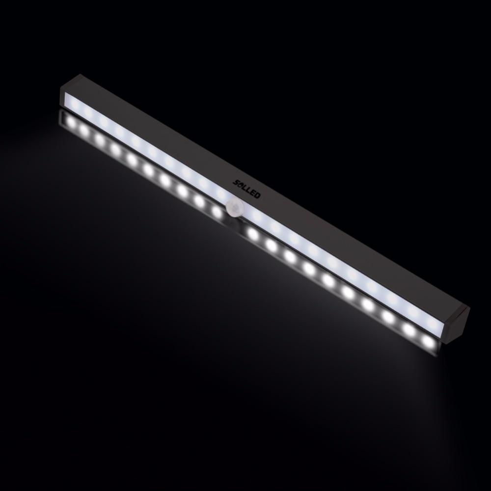 Adeeing 2019 modernizēts 20 LED IR infrasarkano staru kustības - Nakts gaismas - Foto 2