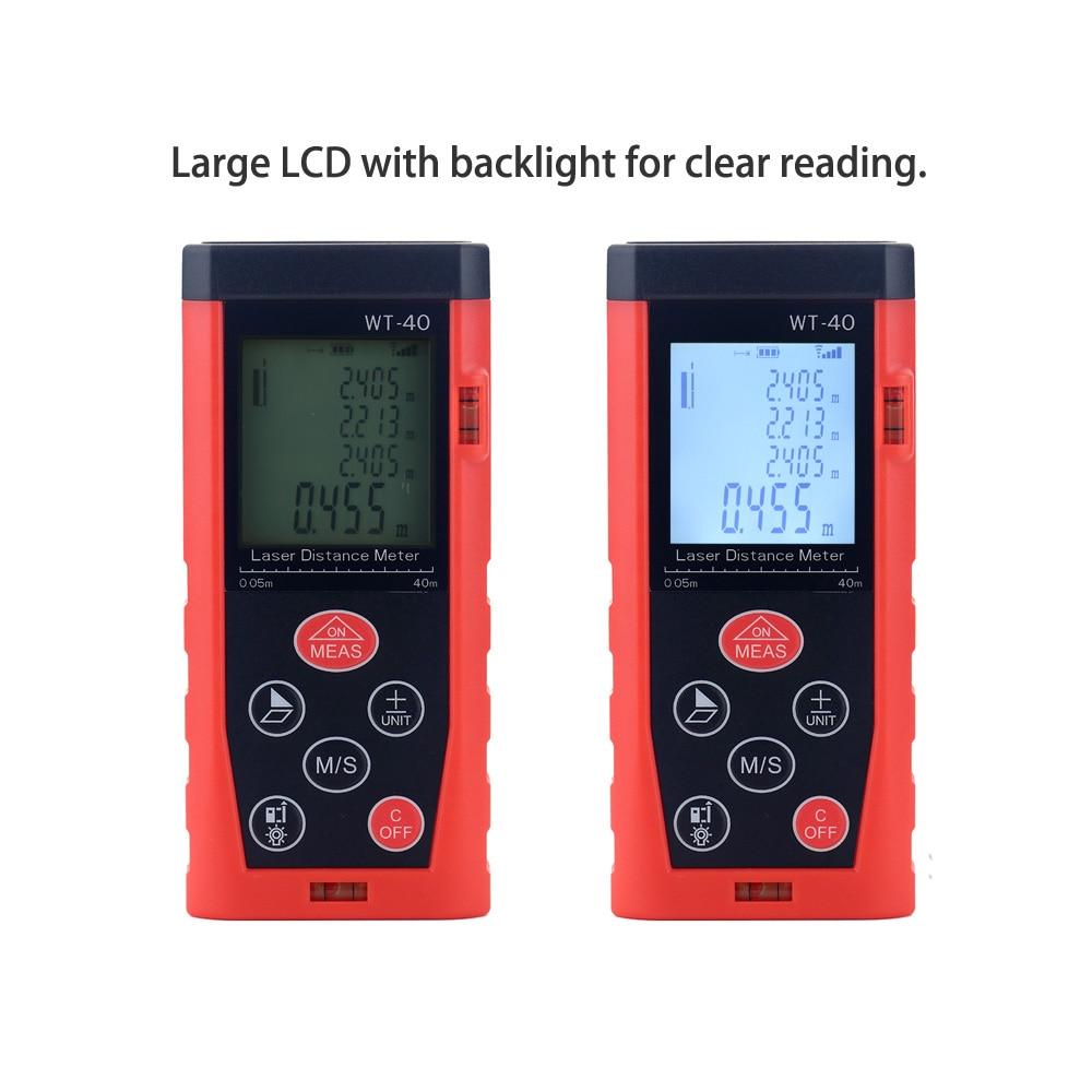 100m/328ft mini Digital Laser Distance Meter Tool Diastimeter Area Volume tester High-precision Rangefinder M/In/Ft Memory Func social housing in glasgow volume 2