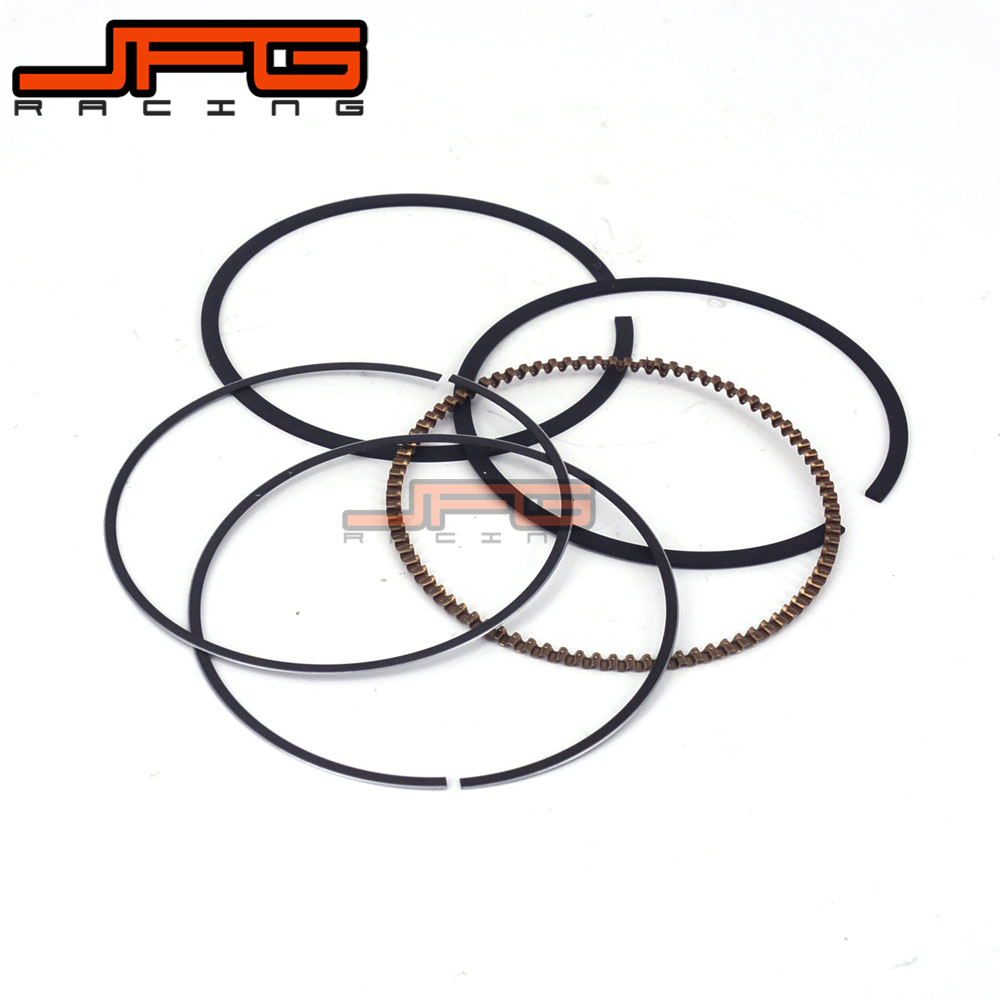 Motorcycle For NC250 Piston Ring Kit For XZ250R T6 Xmotos 250cc 4 Valves J5 KAYO Engine Parts Dirt Bike Off Road