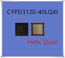 5pcs/lot CYPD3120-40LQXI CYPD312040LQXI CYPD3120 QFN IC