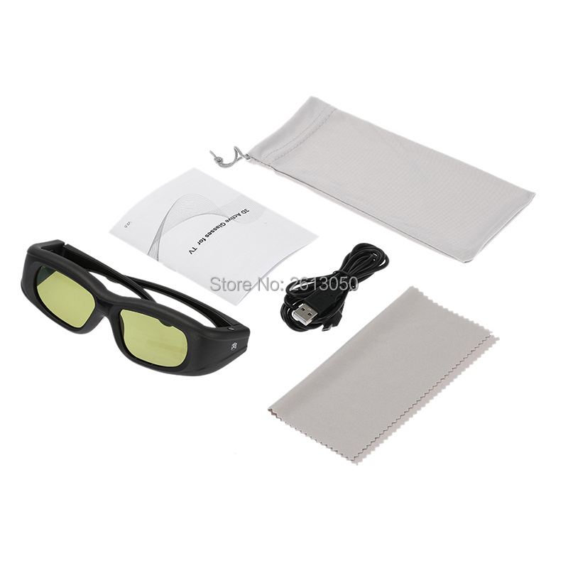 bluetooth 3D TV glasses 1-3