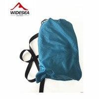 Sandbeach Mattress Banana Bed Hangout Inflatable Sleeping Bag Nylon Fabric With PVC Inner Bag Beach Mat