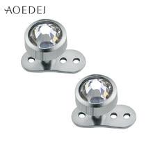 b3aab5de3dce Aoedej gema de acero quirúrgico Dermal ancla Top micro piel implantes  piercing Accesorios Bisutería para el cuerpo Bases y Tops .