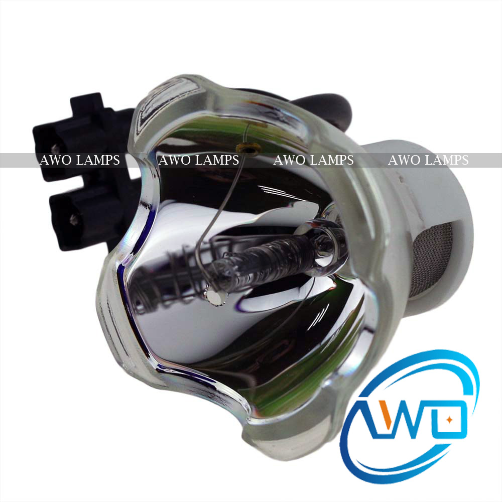 AWO Free Shipping DT00771 Projector Compatible Bulb for HITACHI CP-X505 CP-X600 CP-X605 CP-X608 with Quality Burner free shipping compatible projector lamp for hitachi cp x3