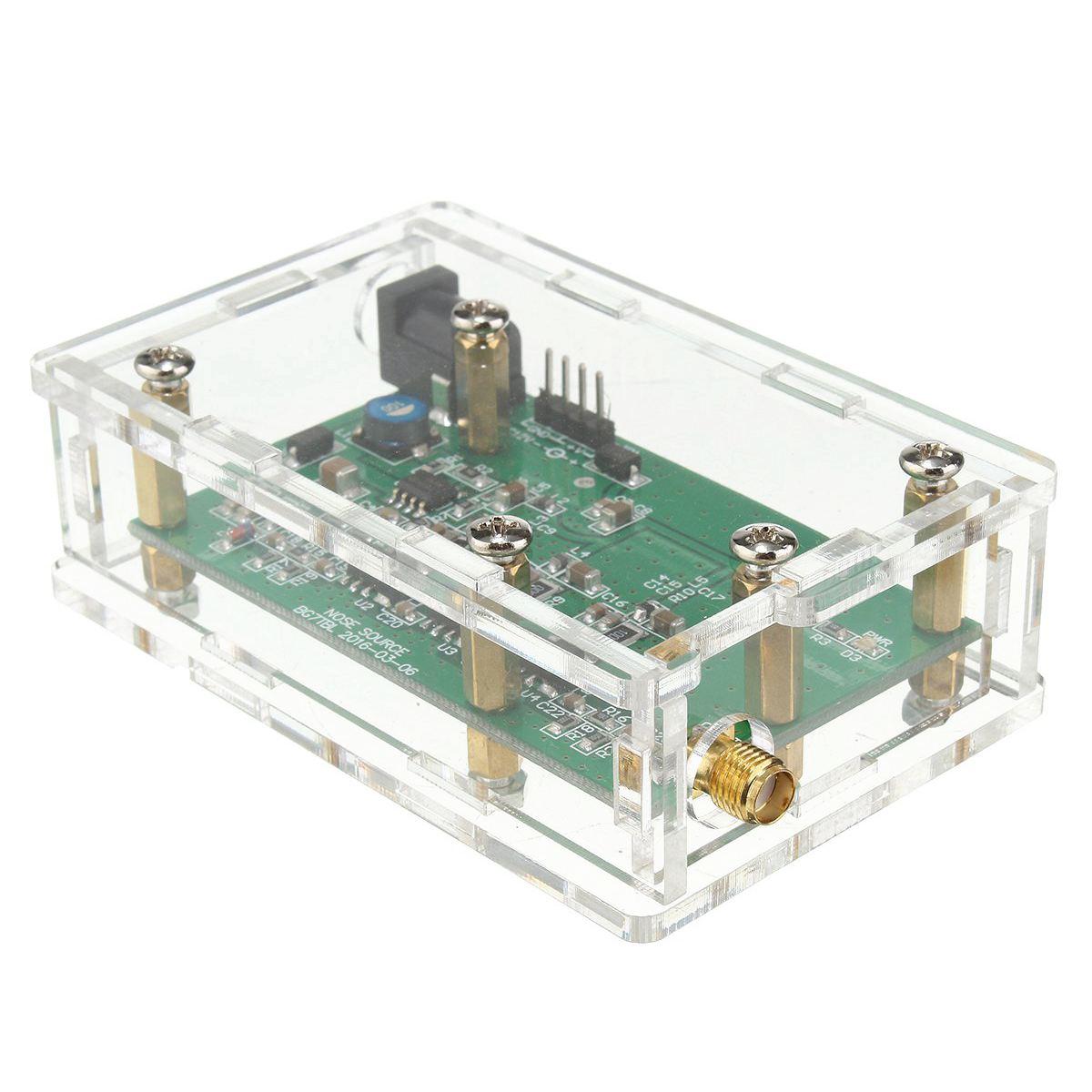 Noise Source Simple Spectrum External Generator Tracking SMSource + CaseNoise Source Simple Spectrum External Generator Tracking SMSource + Case