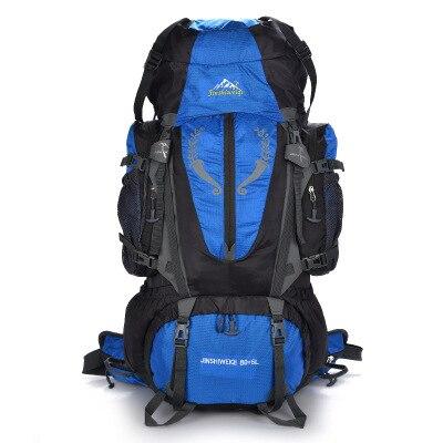 85L sac d'alpinisme en plein air étanche support de Suspension respirant sac de Camping sac de Camping A4485