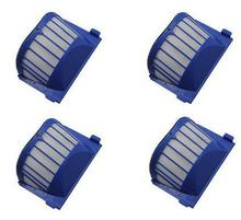 Replacement 4pcs/set filter for iRobot Roomba 500 600 Series 536 550 551 552 564 595 630 650 Vacuum Cleaner Accessories