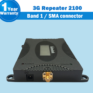 Image 3 - Lintratek 3G Repeater Versterker Wcdma 2100 Mhz Signaal Booster 2100 Lte Band 1 Met Lcd scherm Mobiele Telefoon Signaal repeater Kit55
