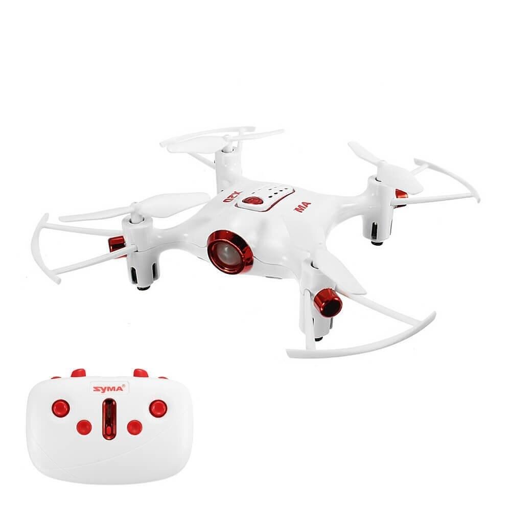 <font><b>SYMA</b></font> X20 карман Drone 2.4 г 4CH 6 aixs высота Удержание режим один ключ Tak-выкл/посадка RC quacopter RTF-белый