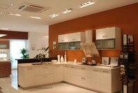 Melamine Mfc Kitchen Cabinets LH ME042