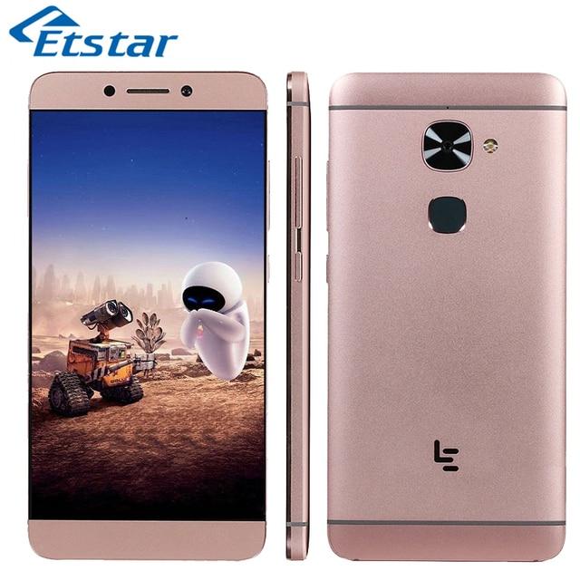 Original Letv Leeco Le 2 pro X620 Mobile Phone MTK Helio X20 Deca Core 4GB RAM 32GB ROM FDD LTE 21.0MP 5.5'' 3000mAh Android 6.0
