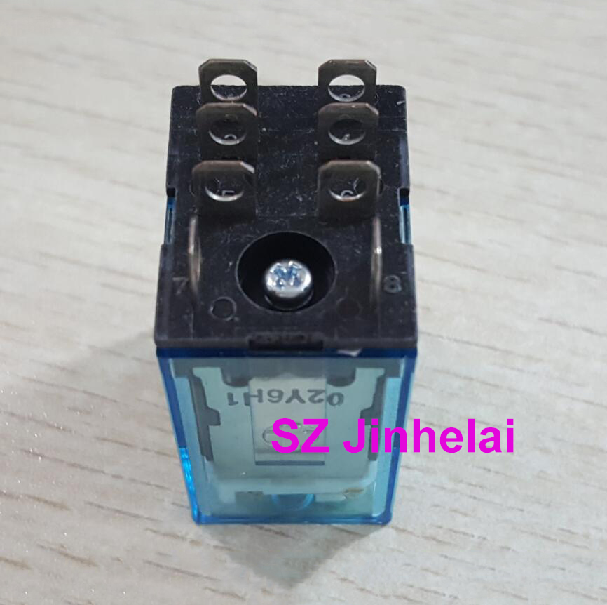 OMRON LY2N J 48VDC Authentic original 8Pin Relay LY2NJ DC48V  10A-in Relays from Home Improvement    3