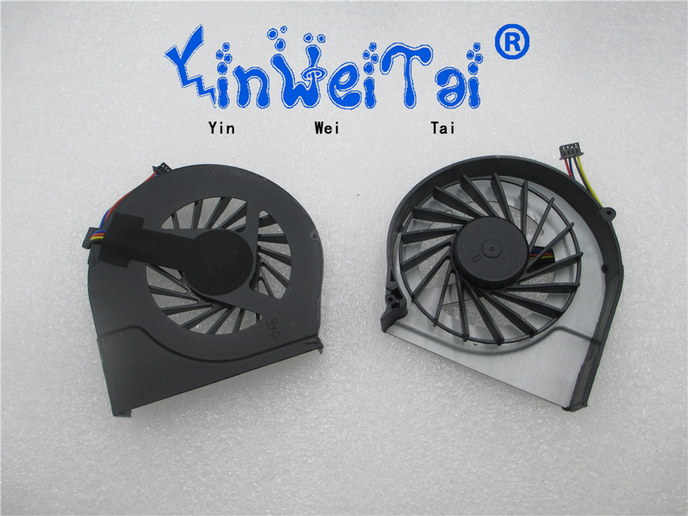 Cpu fan for HP Pavilion G6-2327TX g4-2303TX G4-2219TX G7 g7-2000 G6 G6-2000 G7-2240US Q109 TPN-I105 P/N 683193-001 4pins image