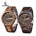 Бренд BOBO BIRD  простые Стильные Деревянные часы для мужчин с дизайнерским циферблатом  спортивные наручные часы  Relogio Masculino J-Q09