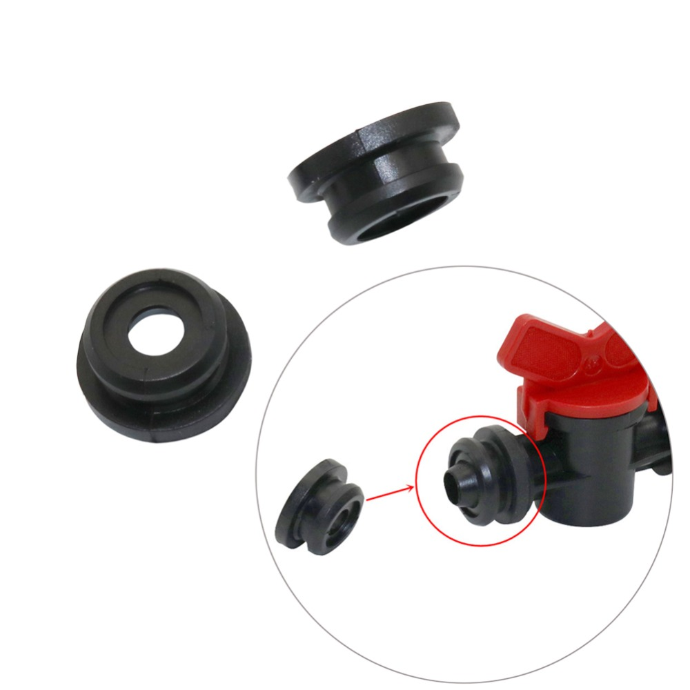 16mm Aprons Gasket Seal Water For Micro Irrigation System Garden Irrigation Hose Connector Gasket O-ring Seal 10 Pcs