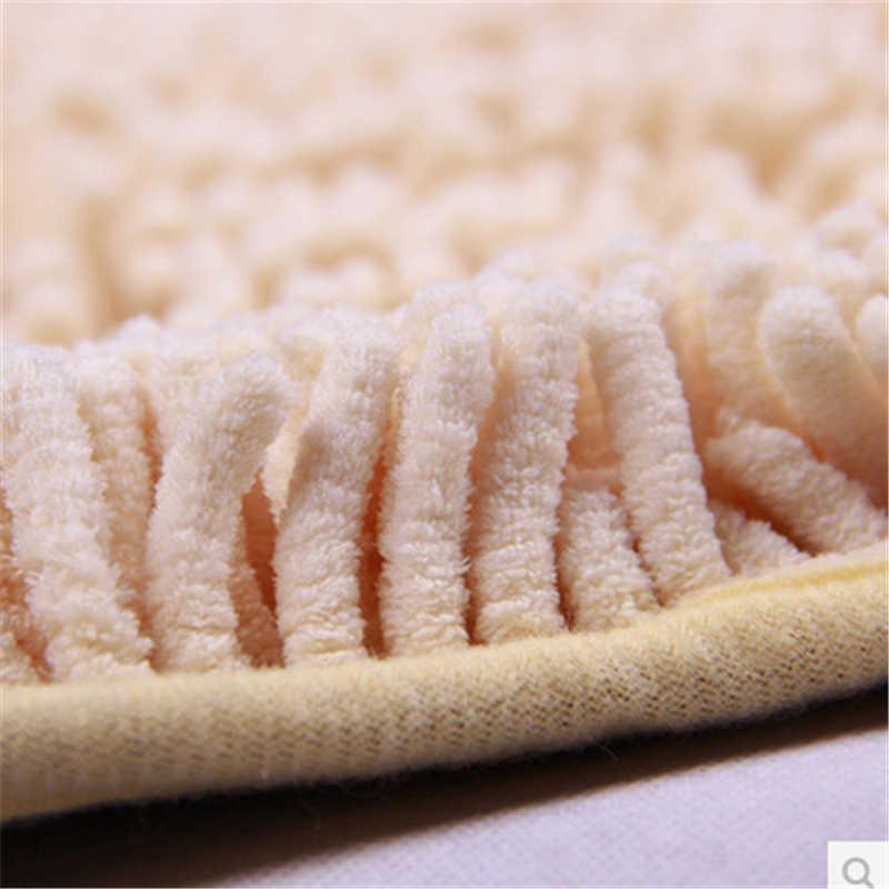 Beibehangที่มีคุณภาพสูงพิเศษปรับยาวผมchenille carpetฮอลล์ลอยหน้าต่างแผ่นห้องน้ำซูเปอร์ดูดซับลื่นห้องเสื่อ