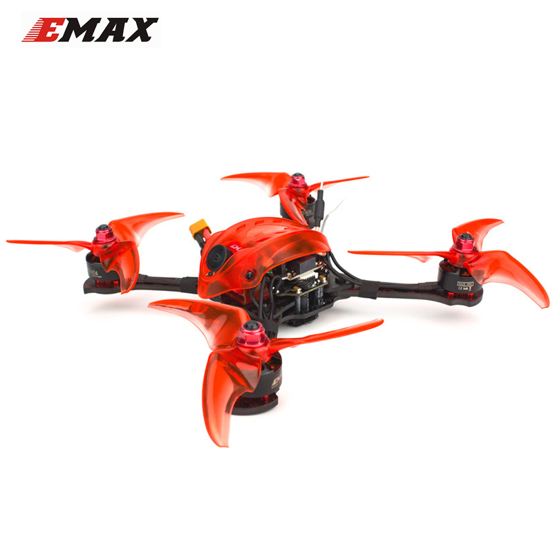 Emax BabyHawk R PRO 4 Mini III F4 4 Inch 3-6S FPV Racing Drone BNF w/ Caddx S1 Camera Smart Audio control feature