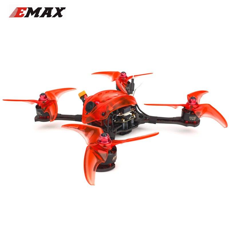 Emax BabyHawk R PRO 4 Mini III F4 4 Zoll 3-6S FPV Racing Drone BNF w/caddx S1 Kamera Smart Audio control funktion