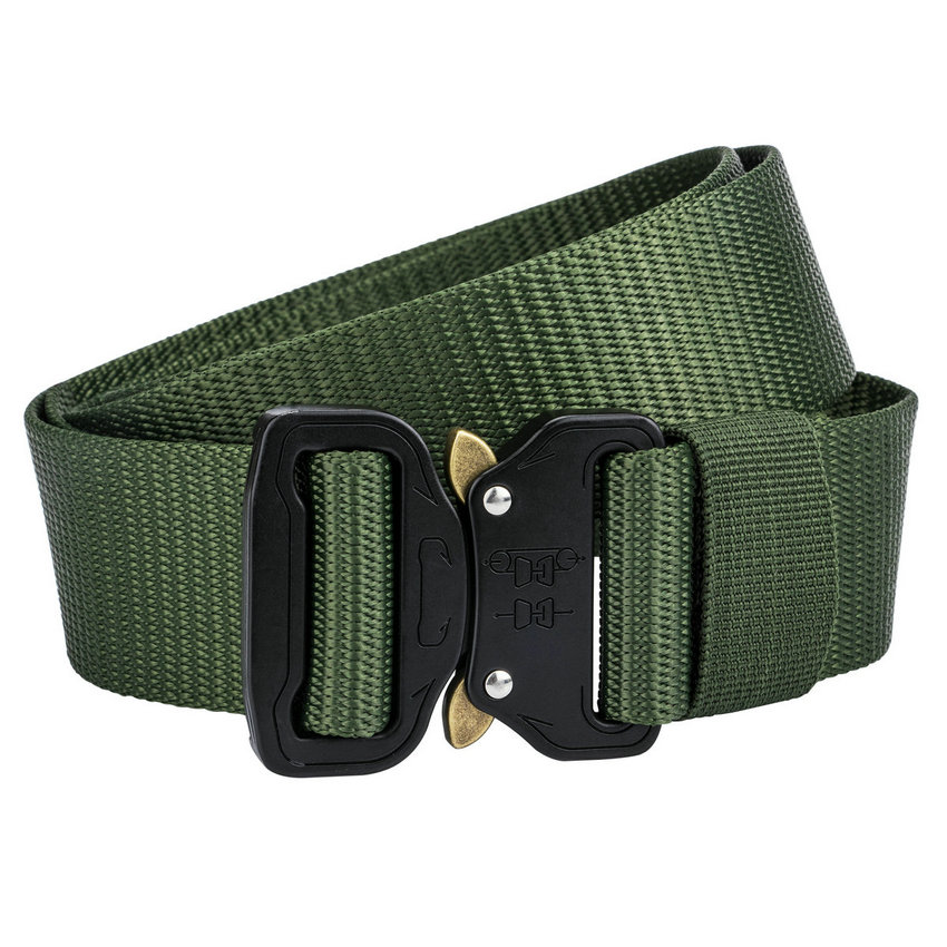 High Quality Canvas Hip Hop Men Women Street Wear Safety Belt Army Tactical Belt Military Nylon Outdoor Belt Metal Buckle Strap in Men 39 s Belts from Apparel Accessories