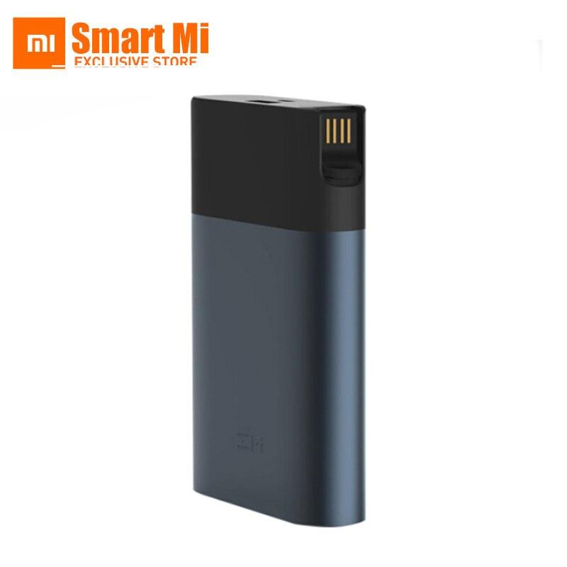 Mise à jour Xiaomi zmi mf885 Smart 4G routeur batterie externe 3G 4G LTE sans fil Portable WiFi Hotspot 10000 mAh QC2.0 batterie de Charge rapide