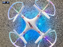 New  2.4Ghz 4CH 6-aixs gyro rc quadcopter rc drone with flash LED lights