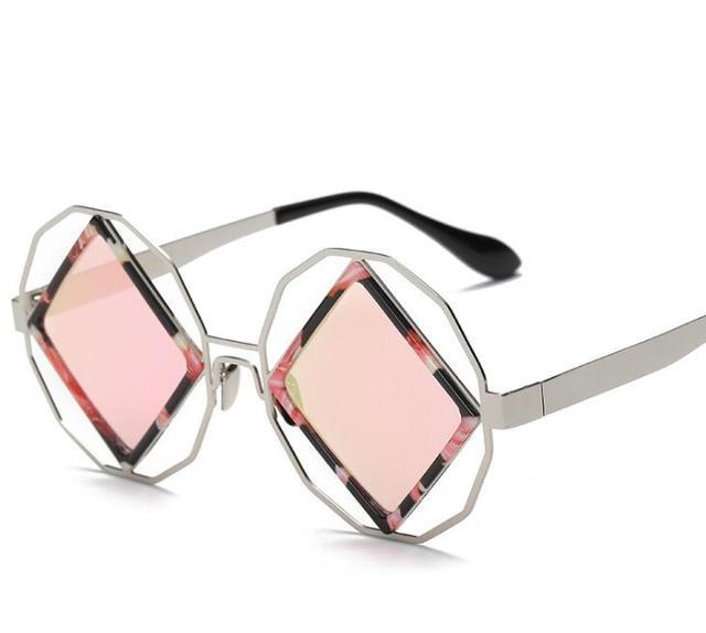 66800886b1331e Mode Steampunk Sonnenbrille Eisen Männer Stil Sonnenbrille Retro Brille  Männer marke Designer-weinlese Oculos De