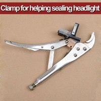 Free Shipping Plier Clamp 1 Piece for Sealing Auto Headlight Retrofit Bi xenon Projector Lens