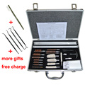 78PCS Universal Gun Cleaning Kit For Rifle Pistol Shotgun,gun clean set, gun brush tool set