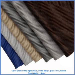 Image 4 - Gray/Red/White/Black/Beige/Brown/Yellow Speaker Dust Cloth Grill Filter Fabric Mesh Speaker Mesh Cloth Dustcloth 1.4x0.5m