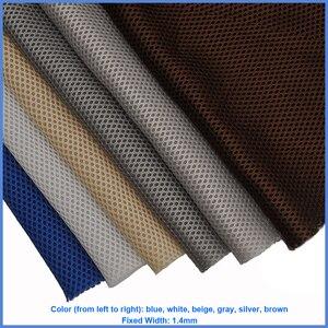 Image 4 - Szary/czerwony/biały/czarny/beżowy/brązowy/żółty głośnik ścierka do kurzu Grill tkanina filtracyjna siatka głośnikowa tkanina z siateczki kurz 1.4x0.5m