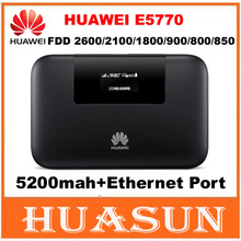 Huawei B310s-22 LTE CPE Router Unlocked any network Plus outdoor SMA antenna