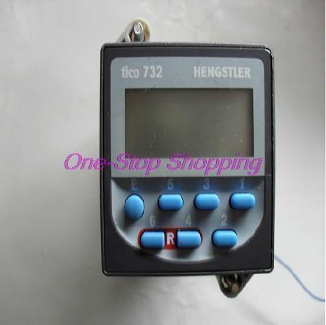 Counter Tachometer Timer Tico 732