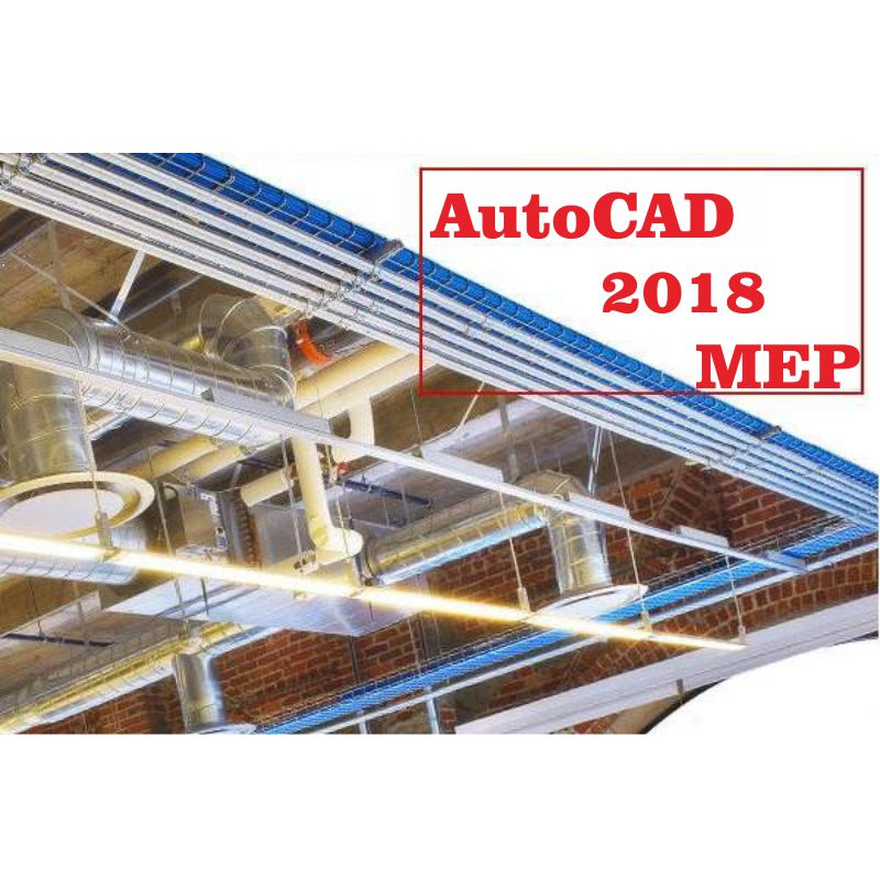 AutoCAD MEP 2018 English languages for win7/8/10 64 bits AutoCAD MEP 2018 bill fane autocad for dummies isbn 9781119255802