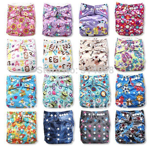 New  Coming LOSE MONEY FREE  Promotional 60% Discount  Many COLOR & 2sets /LOT Babyland Diaper Baby Cloth Diaper Factory  Price