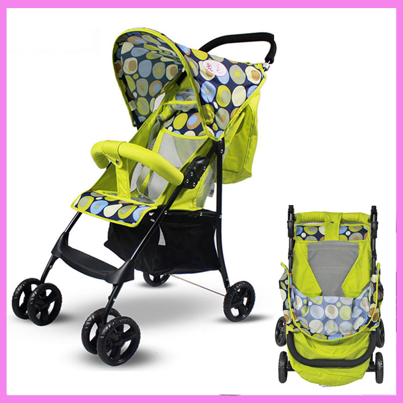 Wholesale Super Lightweight Folding Umbrella Baby Stroller Travel Car Portable Four-wheel Buggies Baby Cart Pram Bottom Basket набор д творчества шнурок для бижутерии с замком wre1038 11 43см 2 1 4мм 1 шт уп