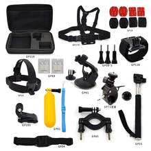 RB For GoPro Accessories 36 In 1 Family Kits Set For Gopro SJCAM Accessories Package For Go Pro GP-K48