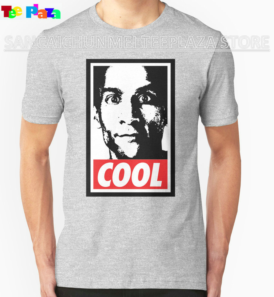 Teeplaza t shirt high quality tees graphic crew neck obey for High crew neck t shirts